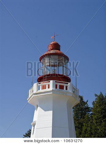 Lighthouse peak