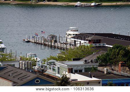 Walstrom Marine's Dock