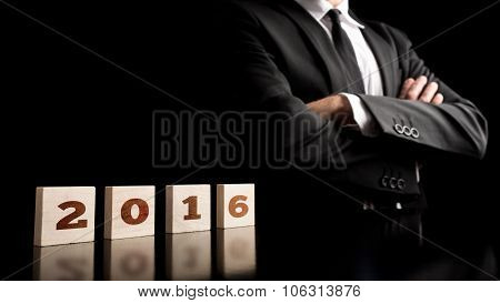 Business Vision For The Coming Year 2016