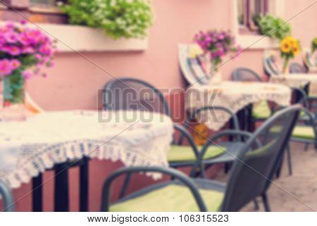 Vintage Coffee Shop