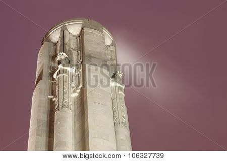 Liberty Memorial In Kansas City