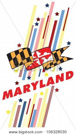Banner State Of Maryland