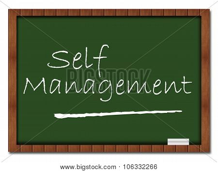 Self Management Classroom Board