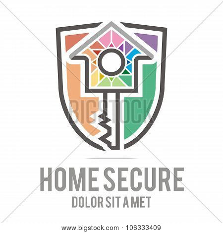 Logo Home secure