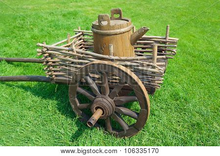 The Cart With The Barrel