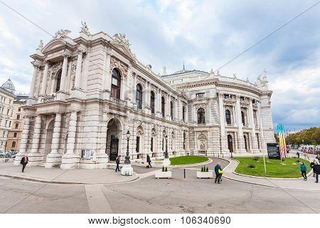 Burgtheater Vienna Imperial Court Theatre Austria