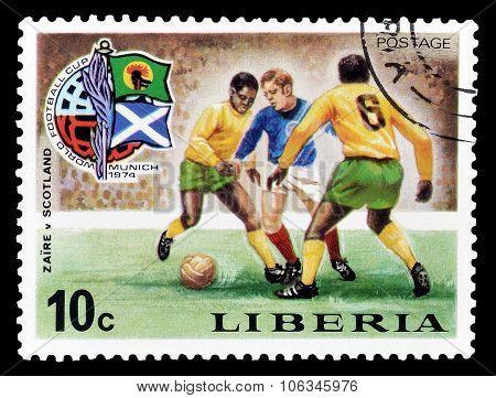Liberia 1974