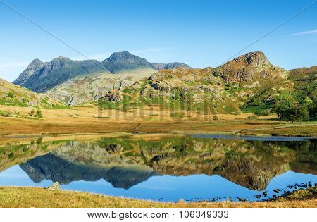 Blea Tarn, English Lake District
