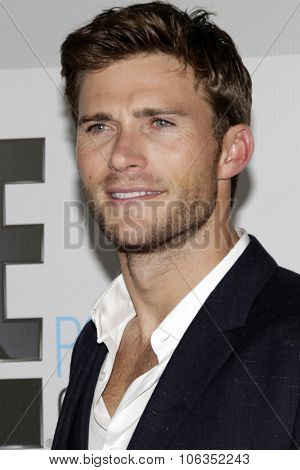 LOS ANGELES - JAN 11:  Scott Eastwood at the NBC Post Golden Globes Party at a Beverly Hilton on January 11, 2015 in Beverly Hills, CA