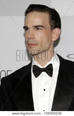 LOS ANGELES - JAN 11:  Christopher Gorham at the NBC Post Golden Globes Party at a Beverly Hilton on January 11, 2015 in Beverly Hills, CA