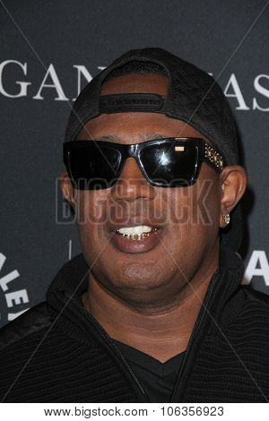 LOS ANGELES - OCT 26:  Master P at the Paley Center's Hollywood Tribute to African-Americans in TV at the Beverly Wilshire Hotel on October 26, 2015 in Beverly Hills, CA
