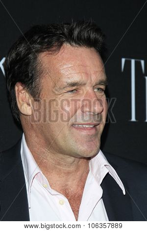 LOS ANGELES - OCT 27:  David James Elliott at the