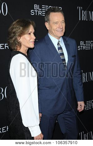LOS ANGELES - OCT 27:  Bryan Cranston at the