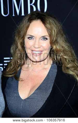 LOS ANGELES - OCT 27:  Catherine Bach at the