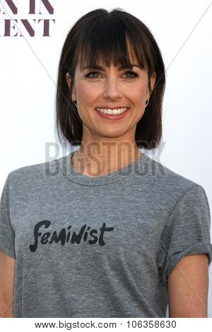 LOS ANGELES - DEC 10:  Constance Zimmer at the 23rd Power 100 Women in Entertainment Breakfast at the MILK Studio on December 10, 2014 in Los Angeles, CA
