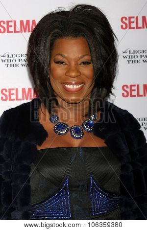 SANTA BARBARA - DEC 6:  Lorraine Toussaint at the