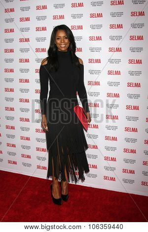 SANTA BARBARA - DEC 6:  Tasha Smith at the