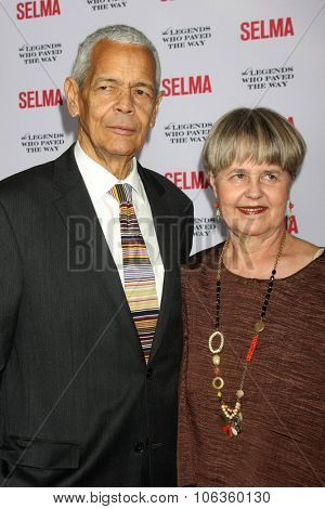 SANTA BARBARA - DEC 6:  Julian Bond at the