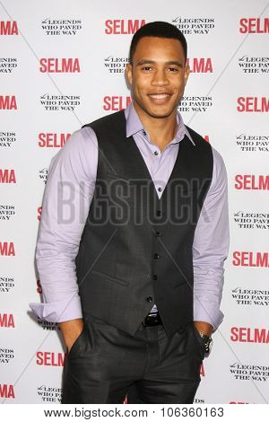 SANTA BARBARA - DEC 6:  Trai Byers at the