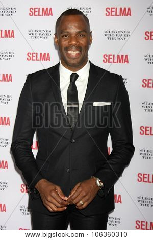 SANTA BARBARA - DEC 6:  Colman Domingo at the