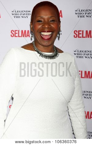 SANTA BARBARA - DEC 6:  Iyanla Vanzant at the