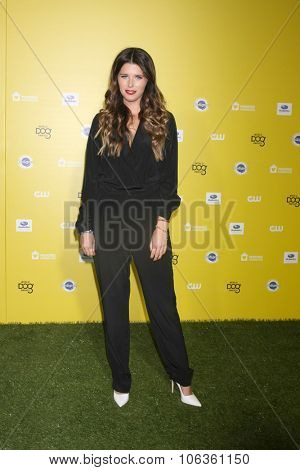 LOS ANGELES - JAN 10:  Katherine Schwarzenegger at the CW Network presents