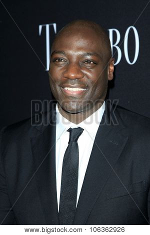 LOS ANGELES - OCT 27:  Adewale Akinnuoye-Agbaje at the