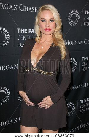 LOS ANGELES - OCT 26:  Coco Austin at the Paley Center's Hollywood Tribute to African-Americans in TV at the Beverly Wilshire Hotel on October 26, 2015 in Beverly Hills, CA