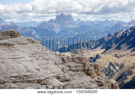 North Italian mountain landscape - Trentino alto Adige
