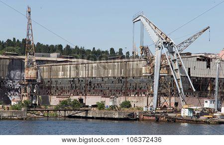 Old Shipyard