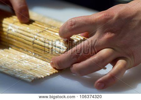 Making Sushi 19