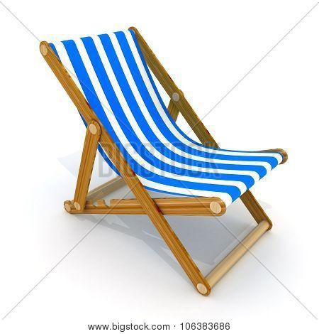 Beach Bed Blue