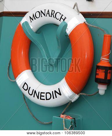 Lifebouy in Dunedin