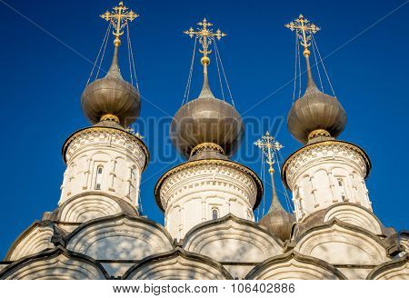 Church of the Entry into Jerusalem. Suzdal, Golden Ring of Russia