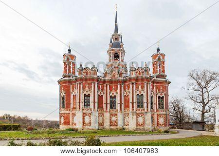 Novo-nikolsky Cathedral. Mozhaysk, Moscow Region, Russia