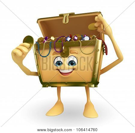 Treasure Box Character