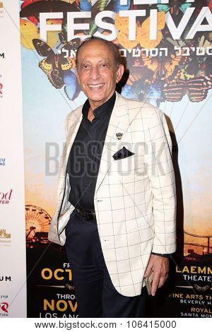 LOS ANGELES - OCT 28:  Jimmy Delshad at the 29th Israel Film Festival - Opening Night Gala at the Saban Theatre on October 28, 2015 in Beverly Hills, CA