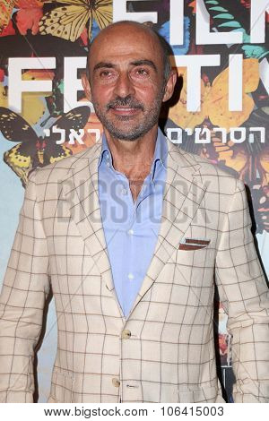LOS ANGELES - OCT 28:  Shaun Toub at the 29th Israel Film Festival - Opening Night Gala at the Saban Theatre on October 28, 2015 in Beverly Hills, CA