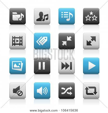 Web and Mobile Icons 7 // Matte Series