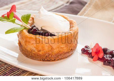 Poi Cheesecake
