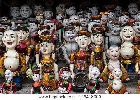 Puppets In Vietnam