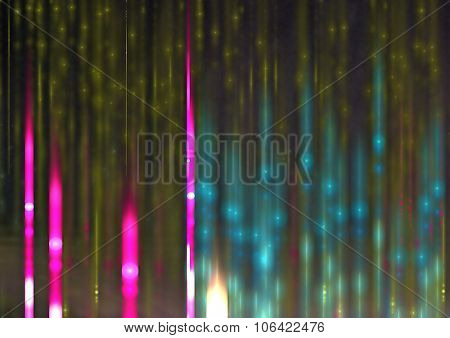 abstract futuristic lines background