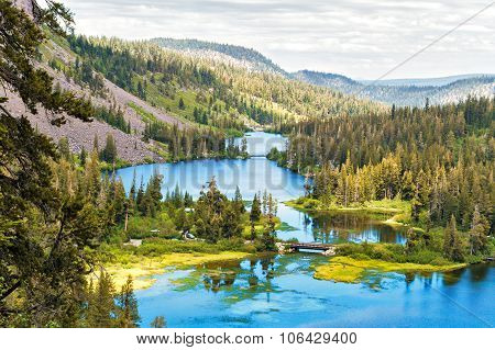 Twin Lakes, California