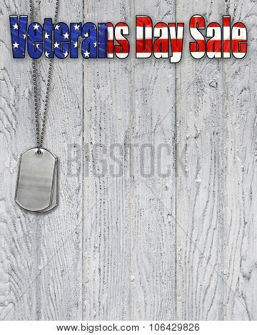flag Veterans Day sale
