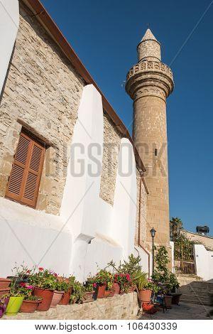 Muslim Minaret Monument