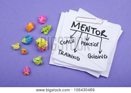 Mentor / Mentoring