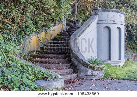 Lake Washington - Stairs 4