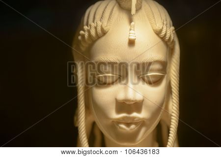 Ivory Statuette