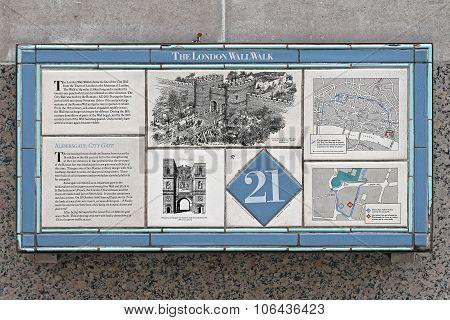 London Wall Walk