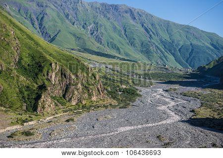 Greater Caucasus Range